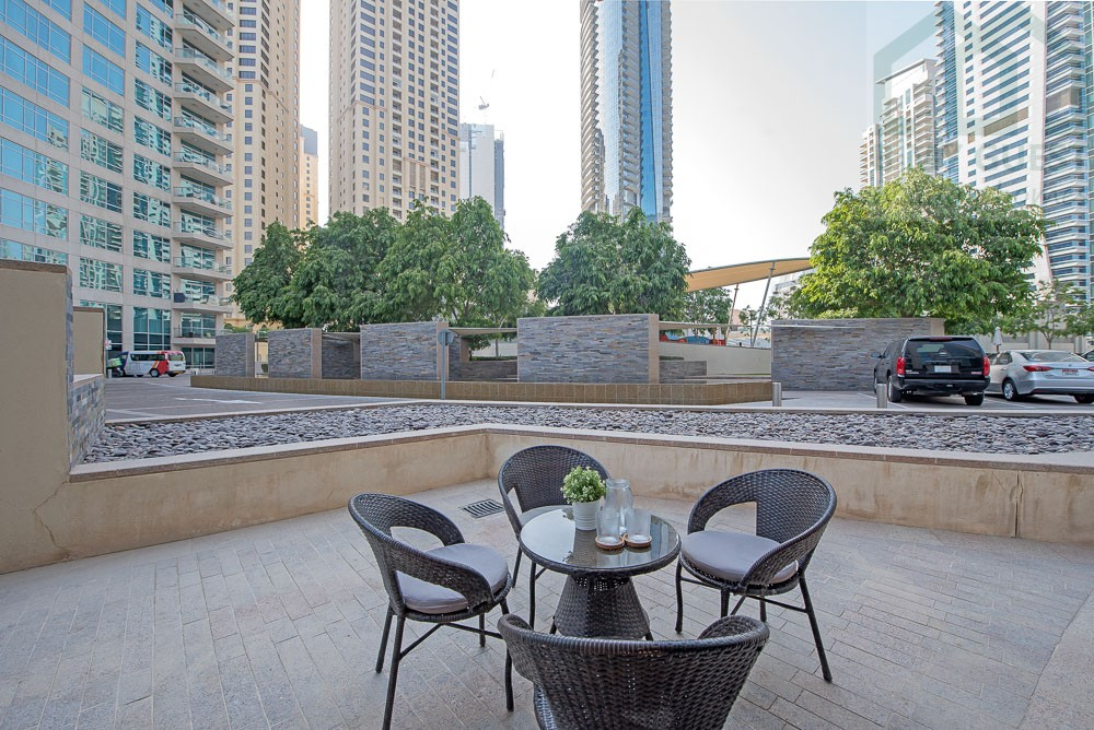 Rare to find 1 BR Holiday Home in Dubai Marina